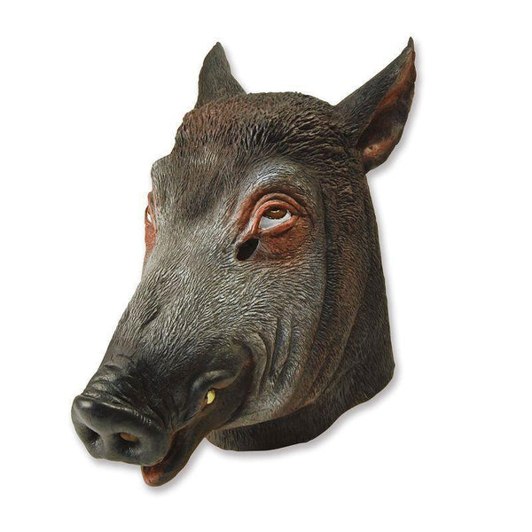 Boar Mask (Rubber Masks) - Unisex - One Size