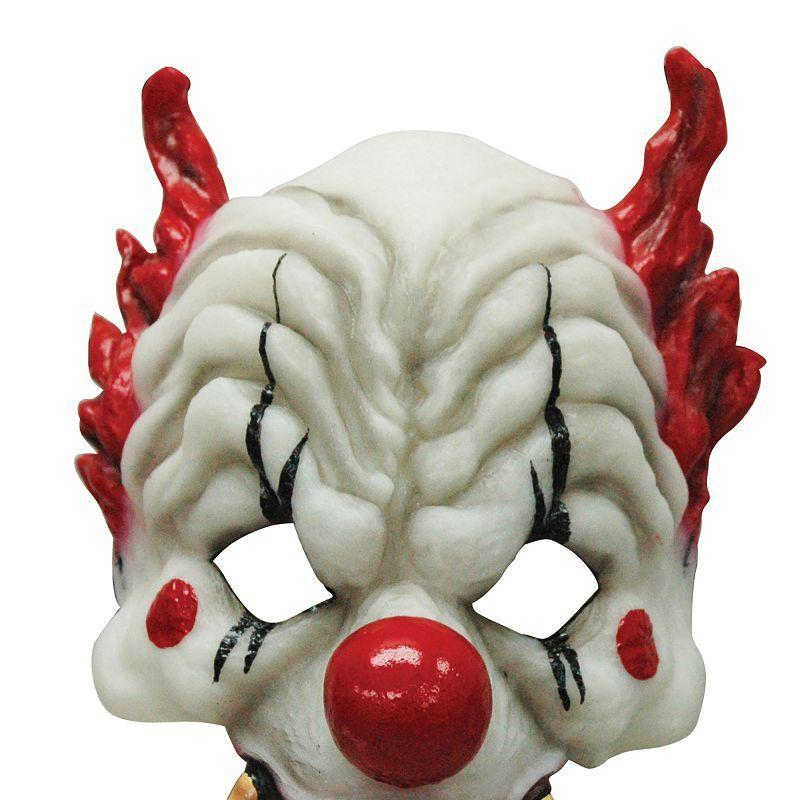Mens Horror Clown (Masks) - Male - One Size Halloween Costume