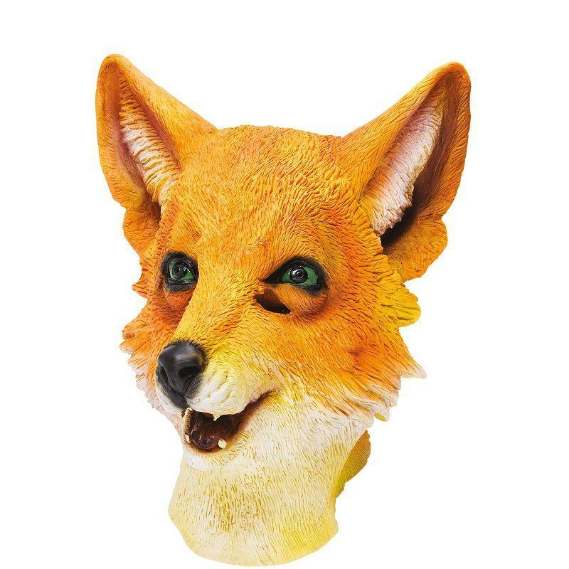 Mr Fox. (Masks) - Unisex - One Size.