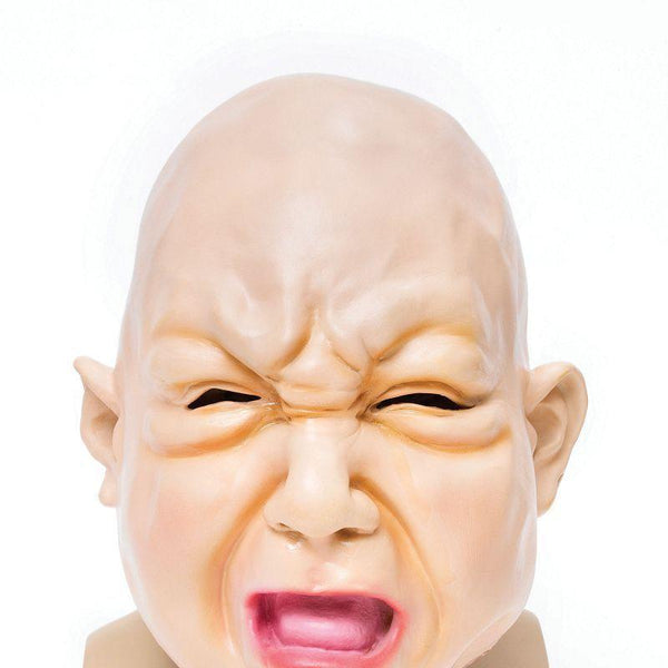 Baby Fat Face (Rubber Masks) - Unisex - One Size