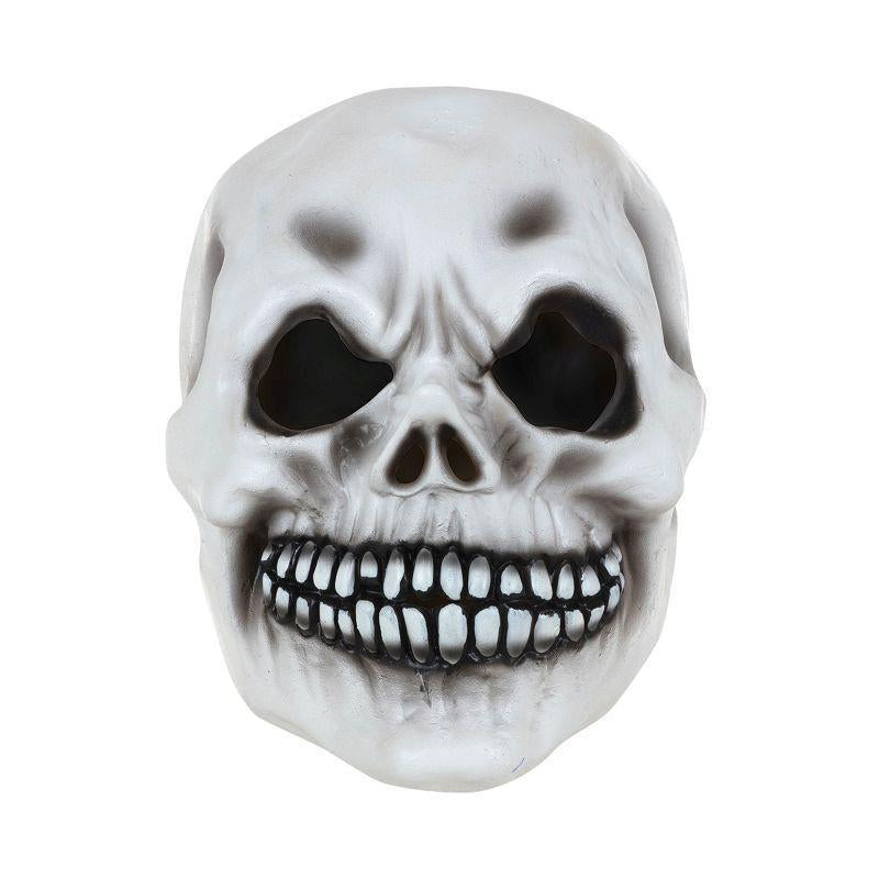 Skull Mask Latex (RUBBER MASKS) - One size fits most