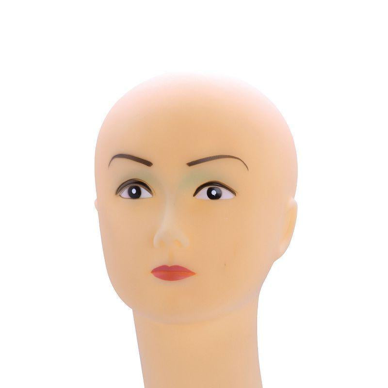 Womens Superior Female Display Head (New Style) (Wigs) - Female - One Size Halloween Costume