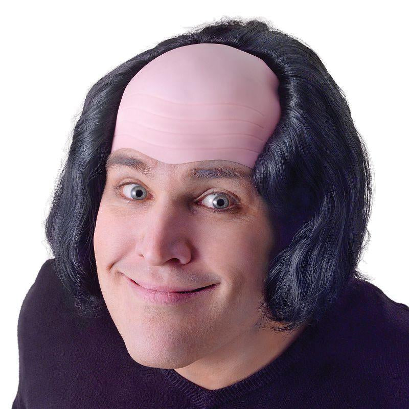 Mens Max Wall Wig (Wigs) - Male - One Size Halloween Costume