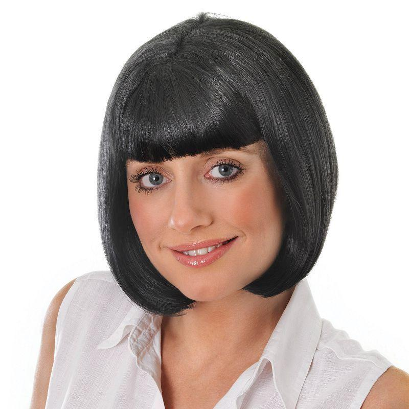 Womens Mia. Black (Wigs) - Female - One Size Halloween Costume