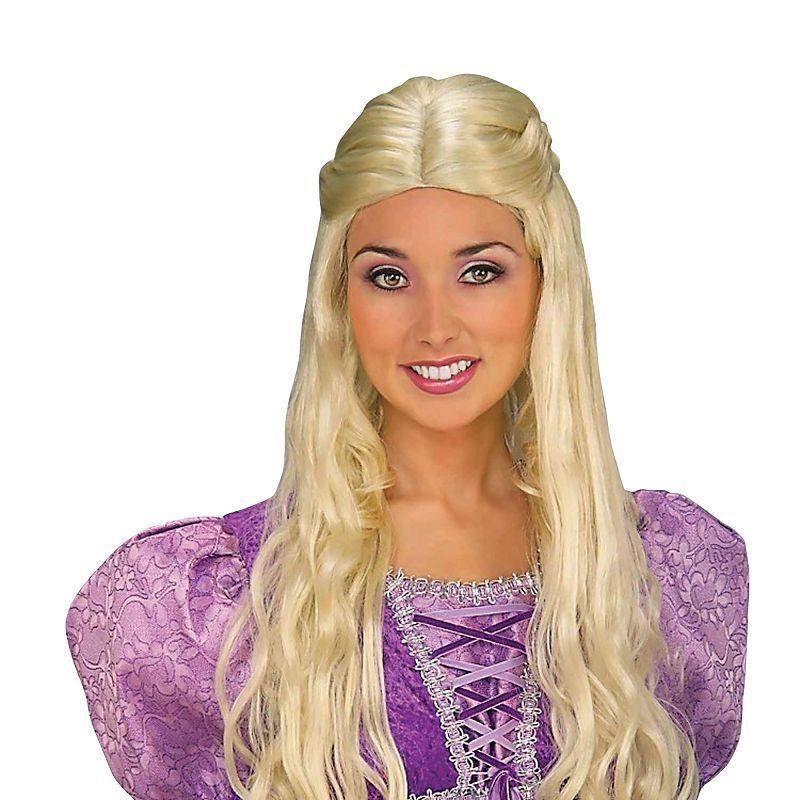 Womens Guinevere. Blonde (Wigs) - Female - One Size Halloween Costume