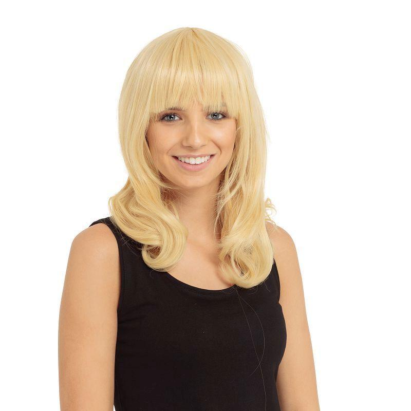 Gabriella Wig Blonde (Wigs) - Female - One Size