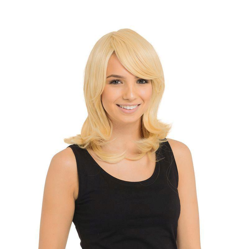 Francesca Wig Blonde (Wigs) - Female - One Size