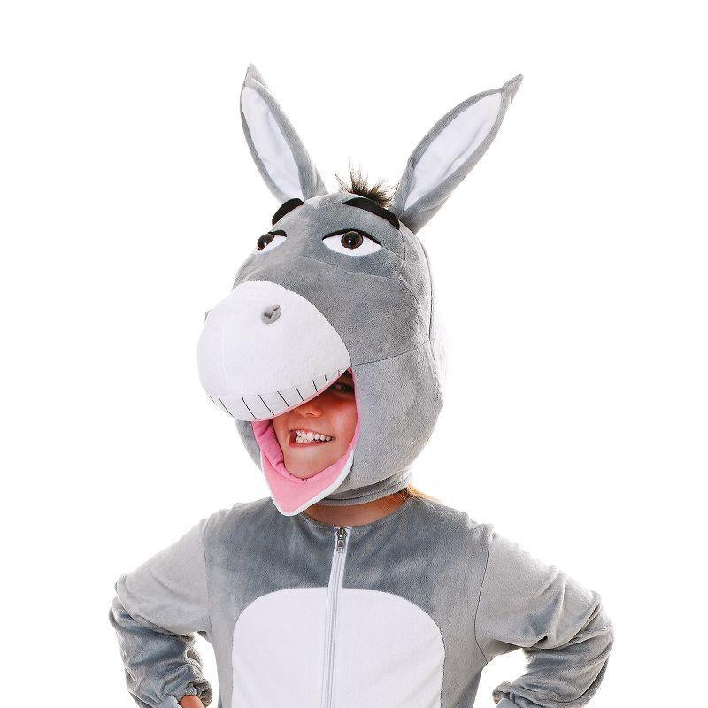 Donkey. Big Head. Childrens Costumes - Unisex - One Size.