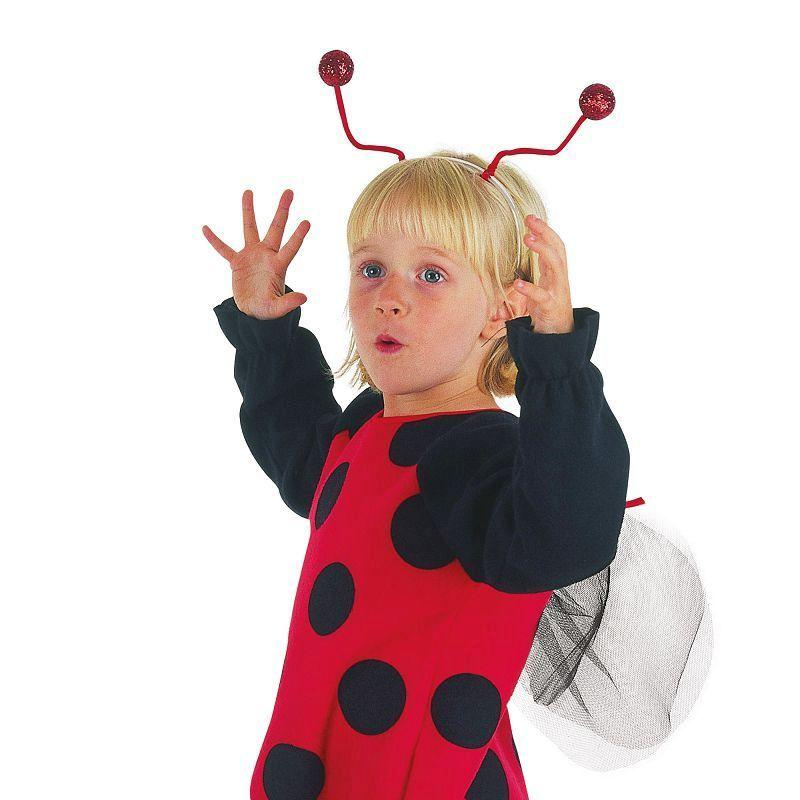 Girls Ladybird Toddler. Childrens Costumes - Female - Toddler. Halloween Costume