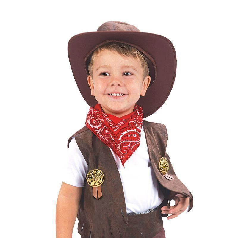 Boys Cowboy Toddler. Childrens Costumes - Male - Toddler. Halloween Costume