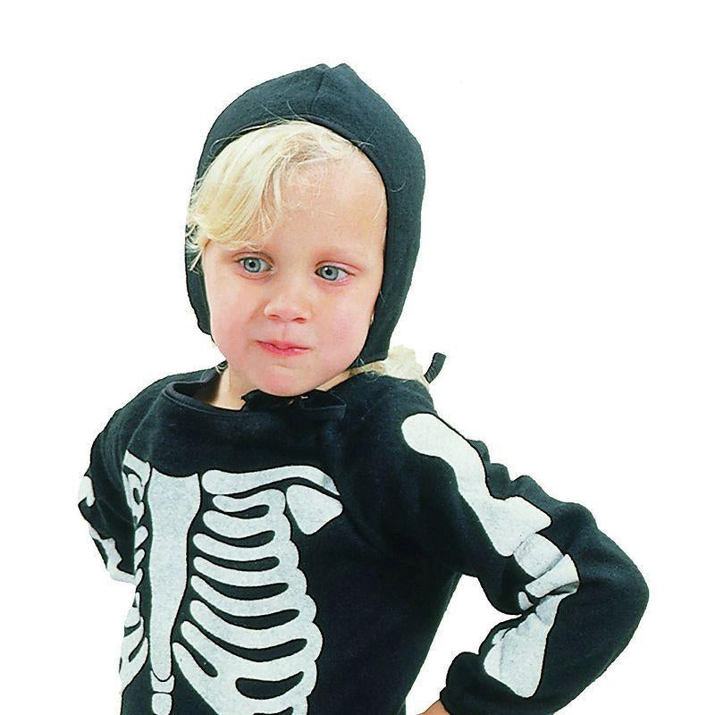 Girls Skeleton Boy Toddler Childrens Costumes - Female - One Size Halloween Costume