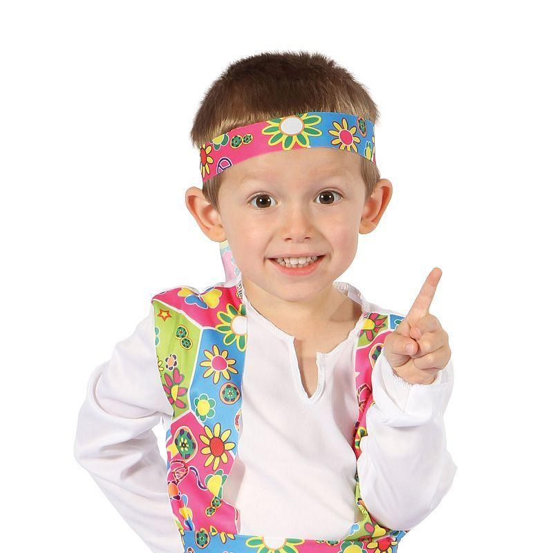 Boys Hippy Boy Toddler( Childrens Costumes) - Male - One Size Halloween Costume