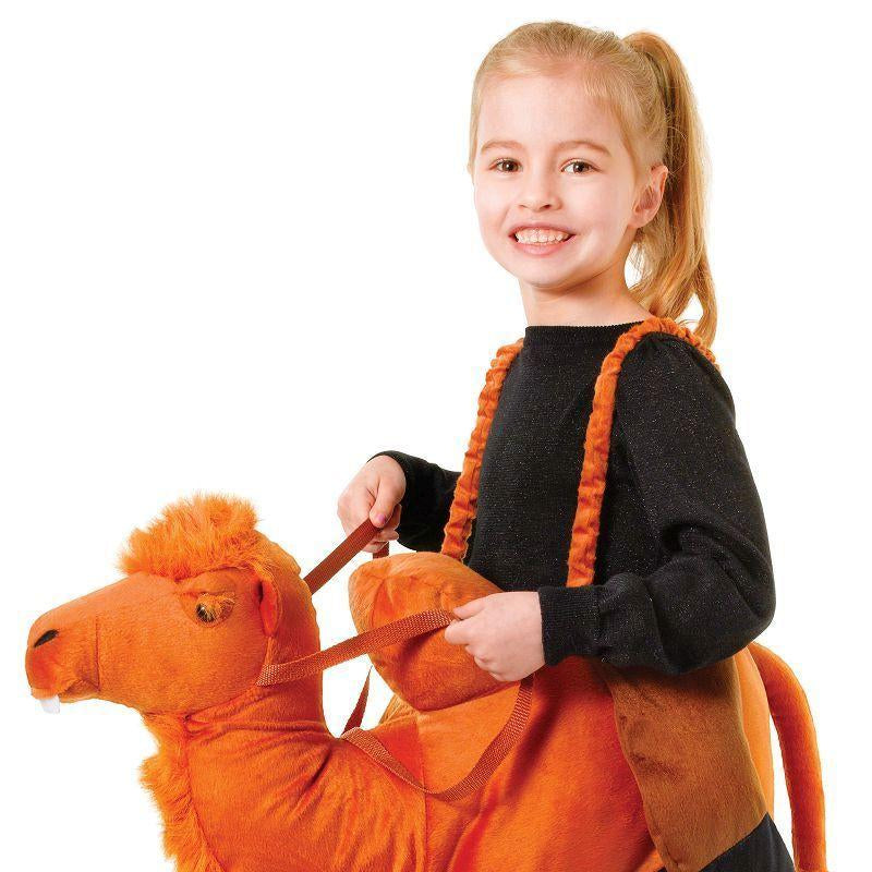 Step In Camel. Childrens Costumes - Unisex - One Size