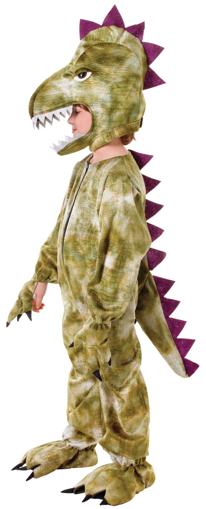 Dinosaur 128cm Children's Costumes Unisex 128 Cm Green Fancy Dress portsmouth party Halloween