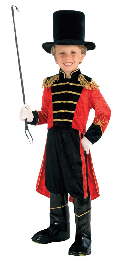 Ring Master Child (S) (Childrens Costumes) Male Small