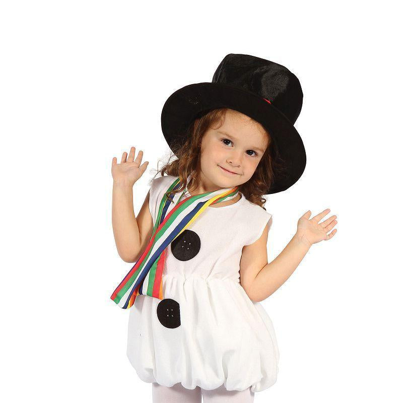 Snow Girl Toddler (Children's Costumes) - Female - To fit toddler of height 90-104cm