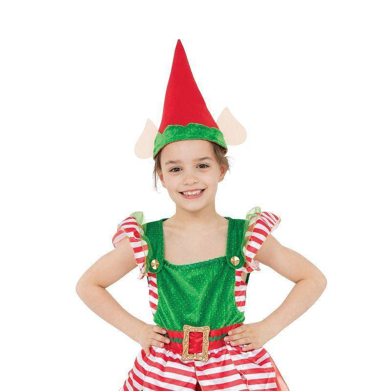Elf Girl (S) (CHILDREN'S COSTUMES) - To fit child of height 110cm-122cm