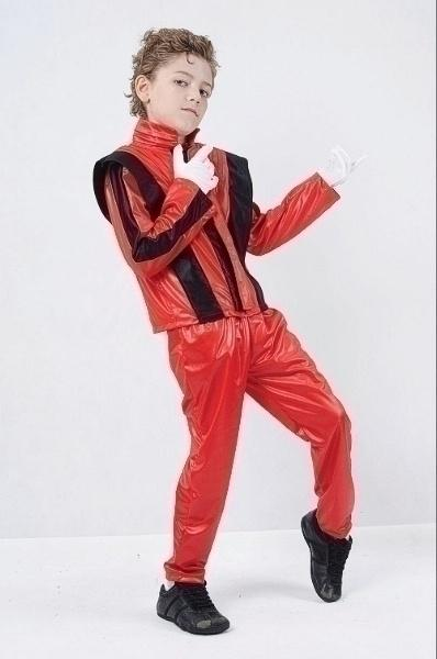 Superstar Red Jacket Trousers Small Medium 7 9 years Red Black