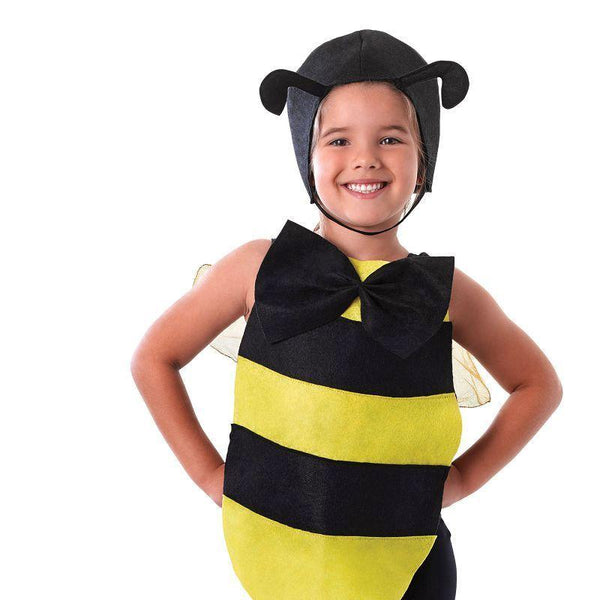 Bumble Bee Dress Up Kit (Instant Disguises) - Unisex - One Size