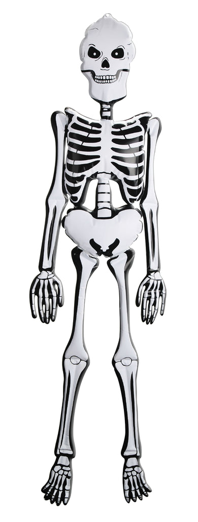 Inflatable Skeleton 72 Inflatable Items 72  White""""