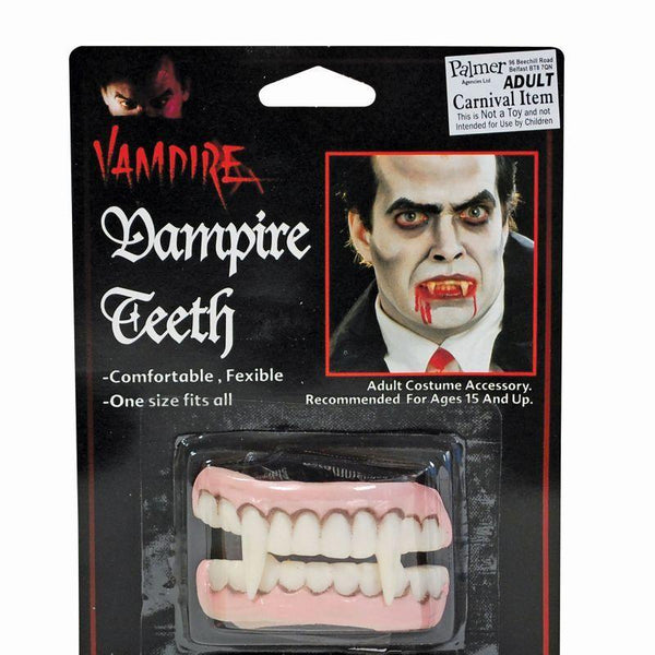 Teeth. Vampire (Miscellaneous Disguises) - Unisex - One Size