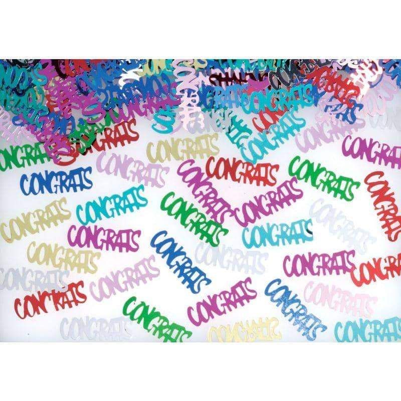 Confetti Congratulations Multi Colour