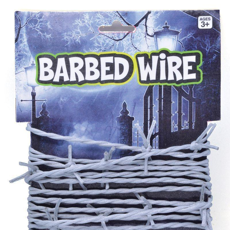 Barbed Wire. Carded. (Costume Accessories) Unisex One Size-Costume Accessories-MAD USA