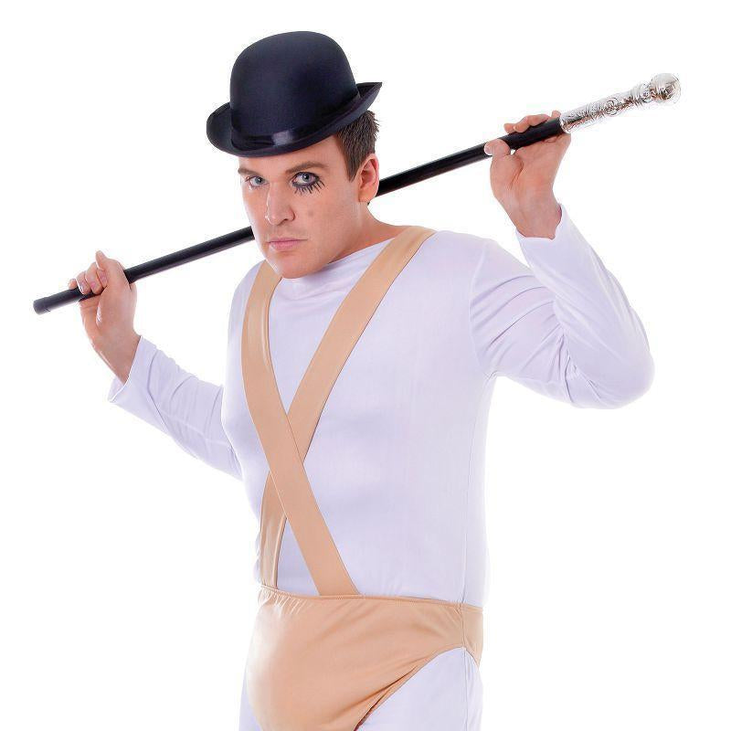 "Mens Clockwork Orange (Male). (Adult Costumes) Male Chest Size 44"" Halloween Costume-Adult Costumes > Generic Mens Costumes-MAD USA"