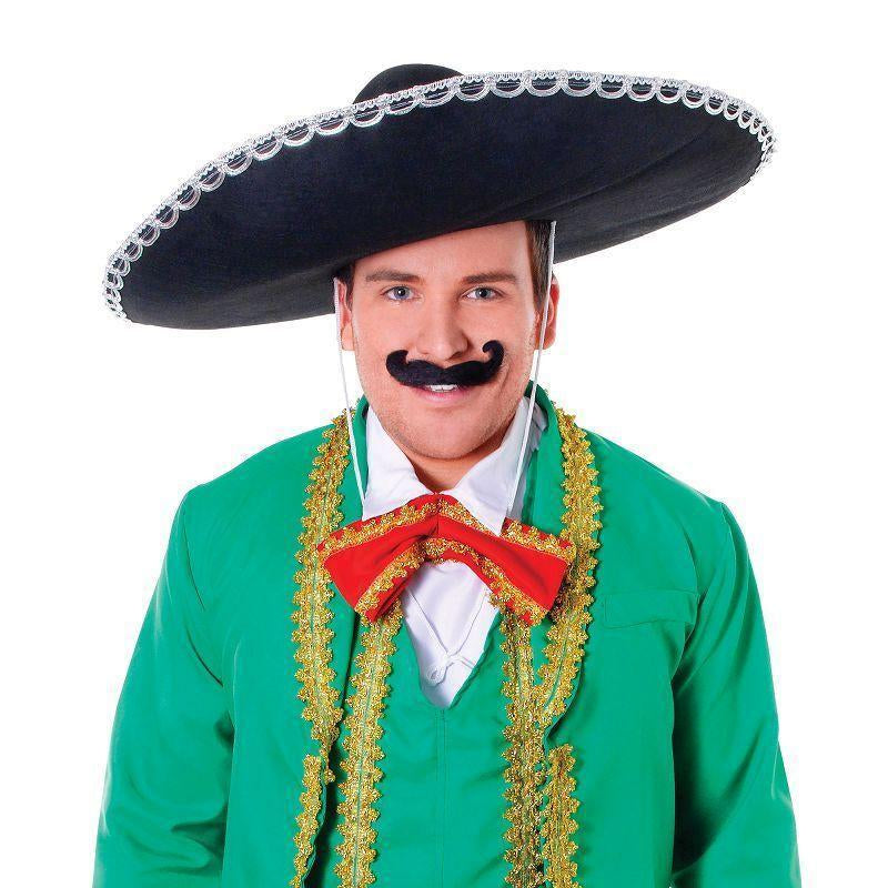 "Mens Mexican Man. (Adult Costumes) Male Chest Size 44"" Halloween Costume-Adult Costumes > Generic Mens Costumes-MAD USA"