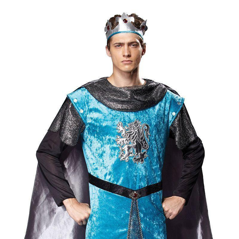 "Mens Royal Night. (Adult Costumes) Male Chest Size 44"" Halloween Costume-Adult Costumes > Generic Mens Costumes-MAD USA"