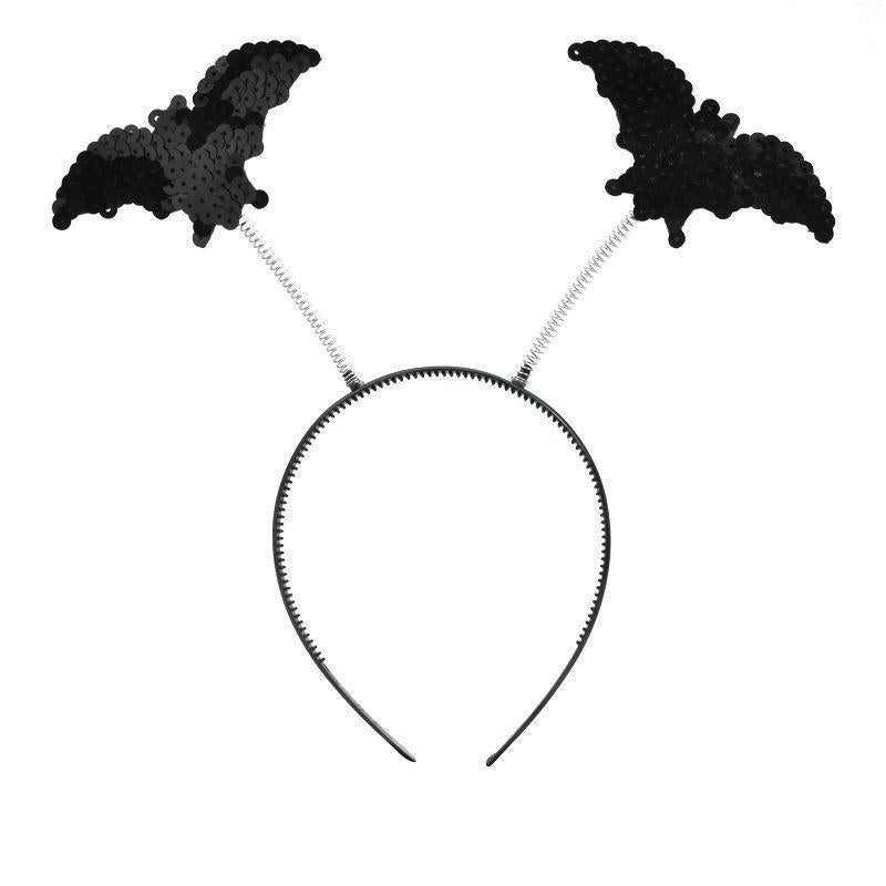 Womens Bat Boppers. (Costume Accessories) - Female - One Size Halloween Costume-Costume Accessories-MAD USA