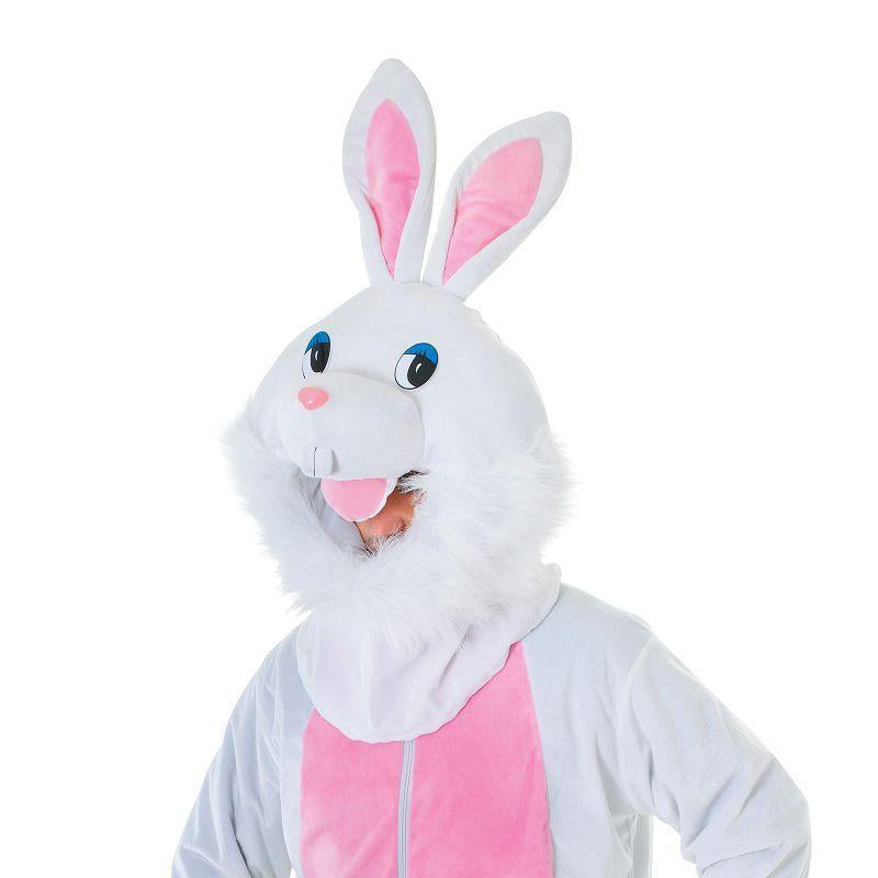 "Womens Rabbit Costume. Big Head . (Adult Costumes) - Female - Chest Size 44"" Halloween Costume-Generic Costumes > Generic Mens Costumes-MAD USA"