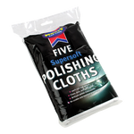 Super Soft Polishing Cloths - 5