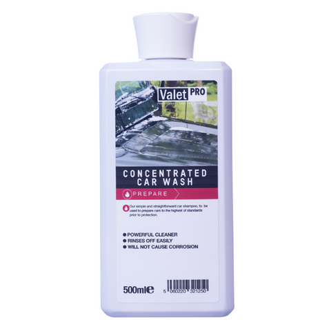 Concentrated Car Wash 500ml
