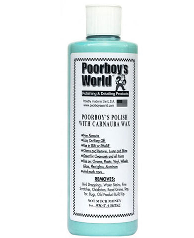 Polish with Carnauba Wax - Blue 473ml