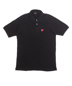 Cute Heart Polo Shirt