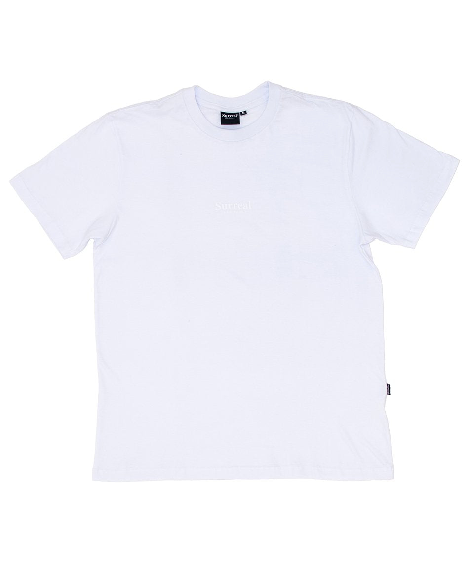 Surreal Basics White T-Shirt