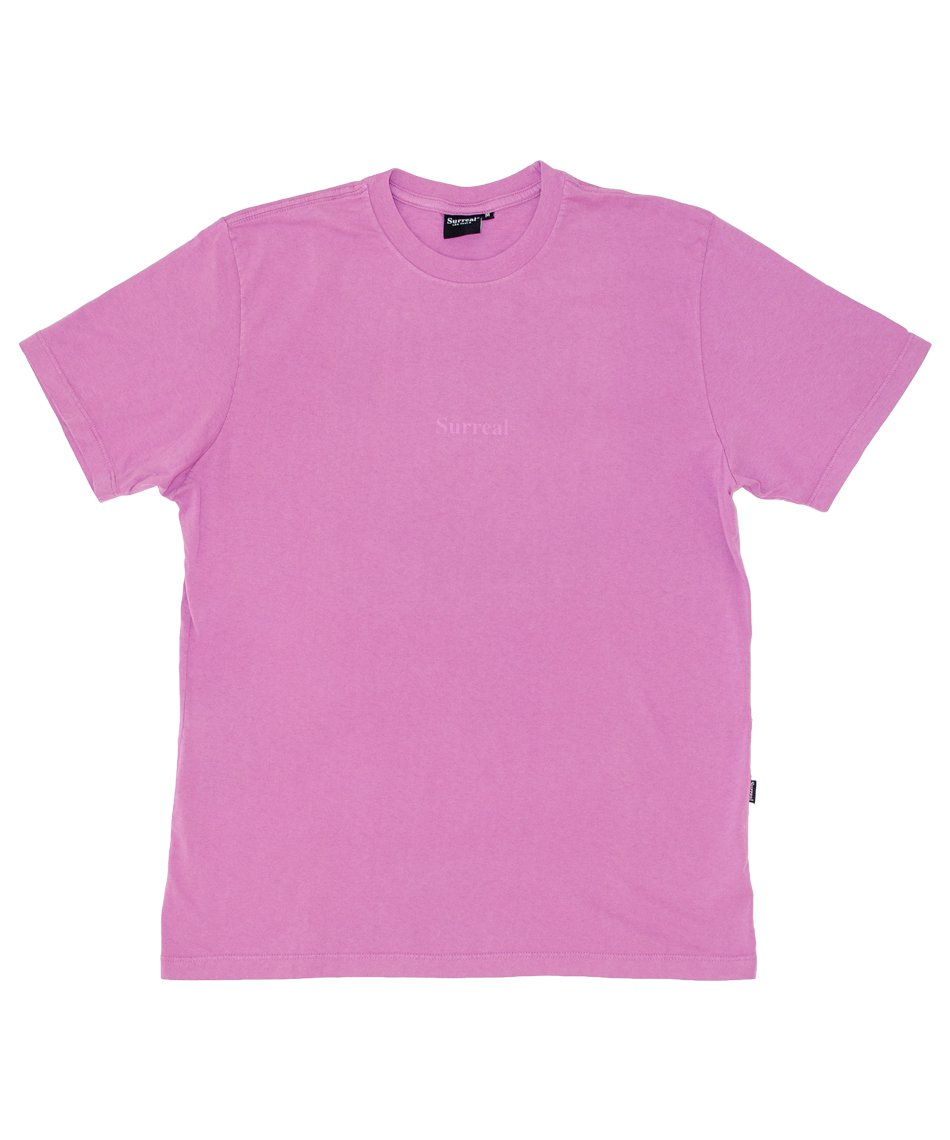 Surreal Basics Fuchsia T-Shirt