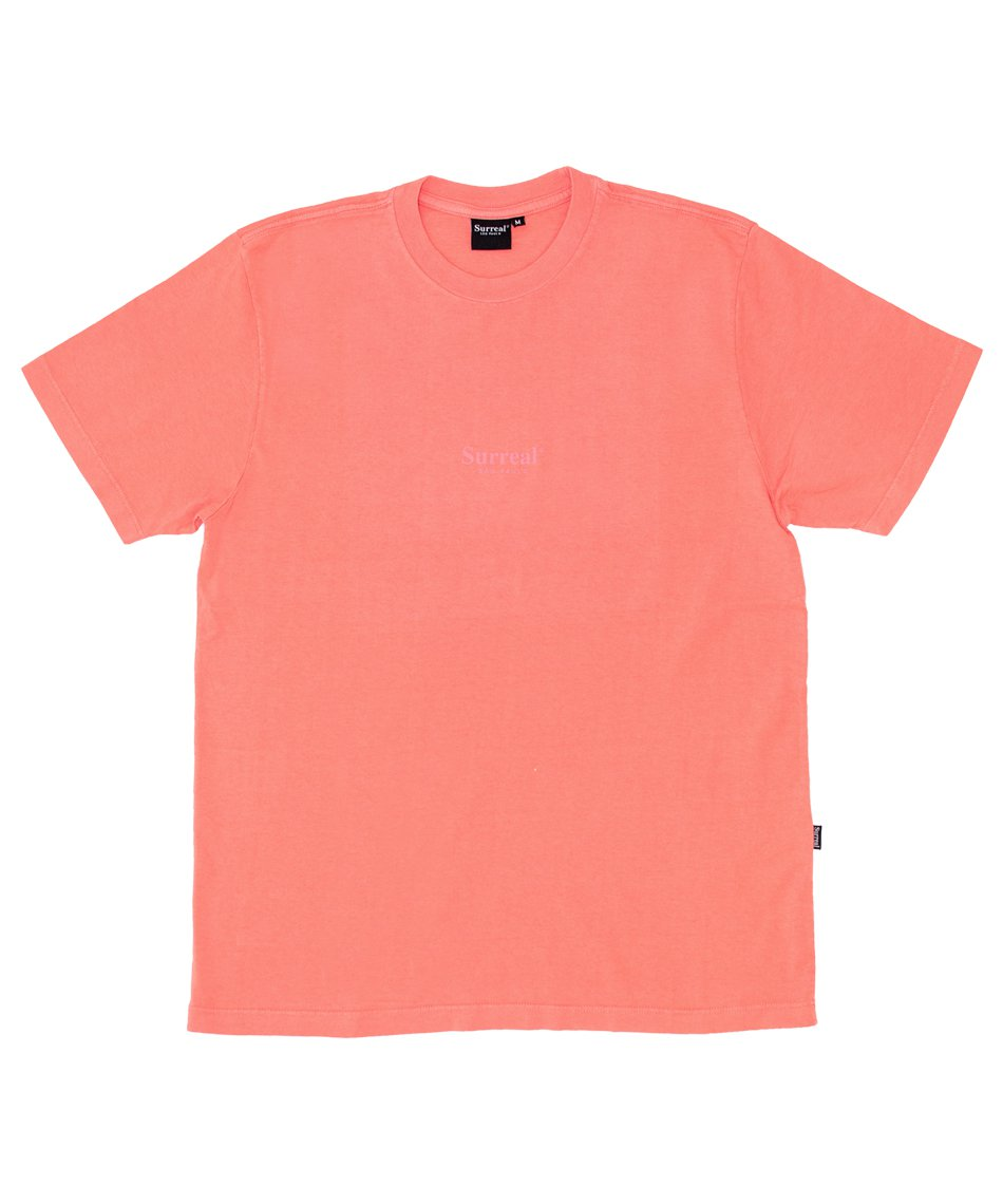 Surreal Basics Salmon T-Shirt