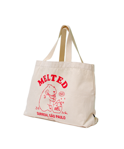 Tote Bag Melted Capivara