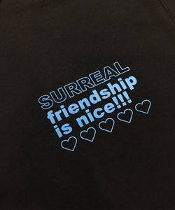 Friendship is Nice Hoodie