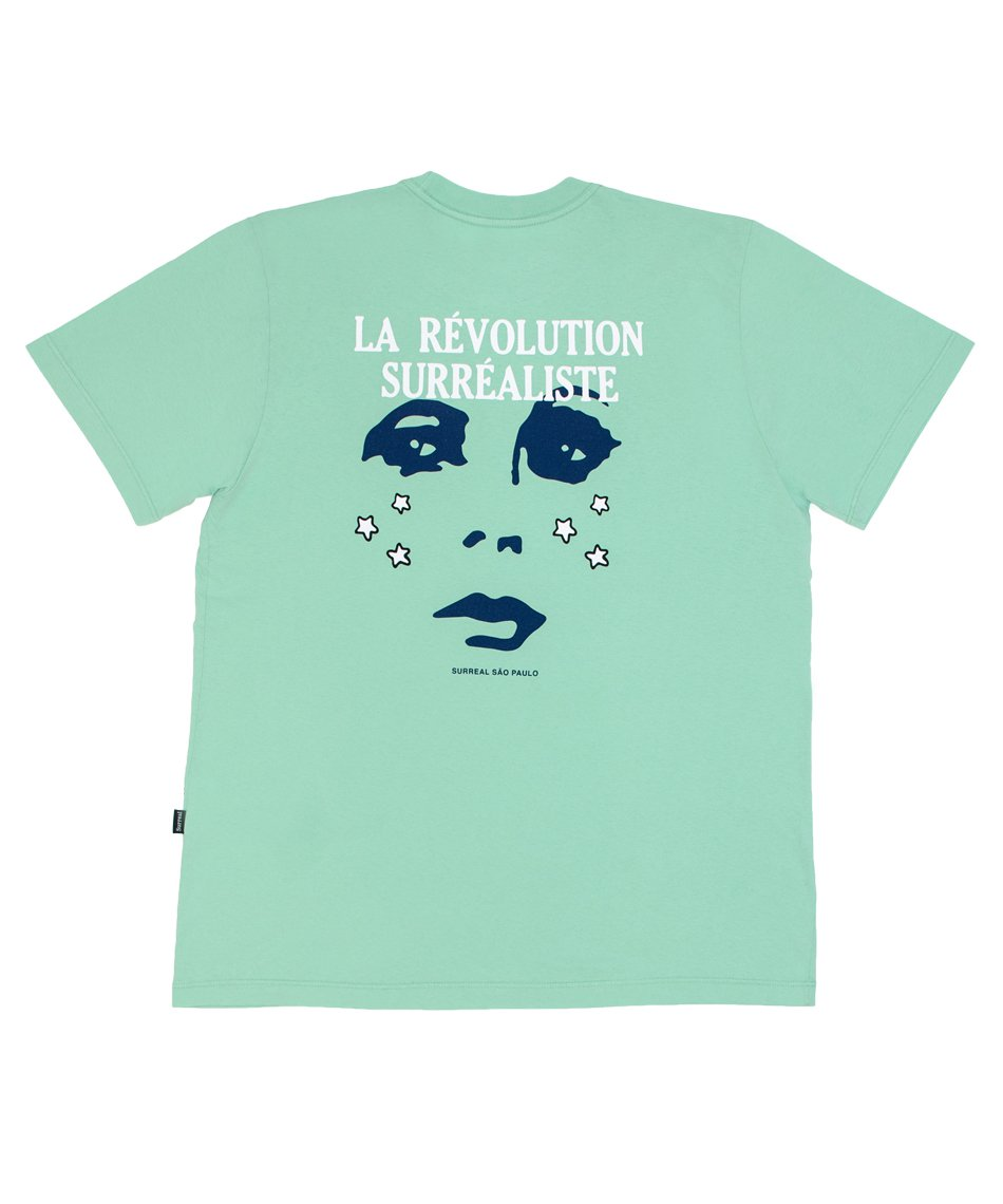 La Revolucion Surrealiste Green T-Shirt