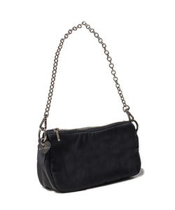Mini Baguette Purse Black