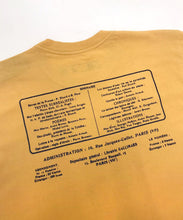 La Revolucion Surrealiste Yellow T-Shirt