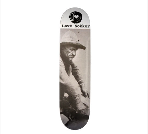 California Gold Miner Skateboard
