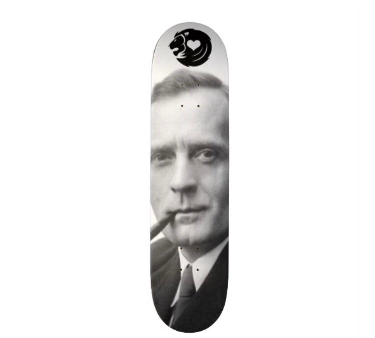 Edwin Hubble Skateboard