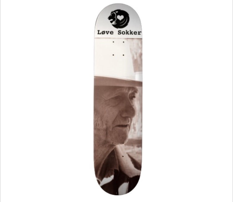 David Marshall Williams Skateboard