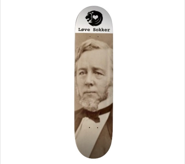 Horace F. Scott Skateboard