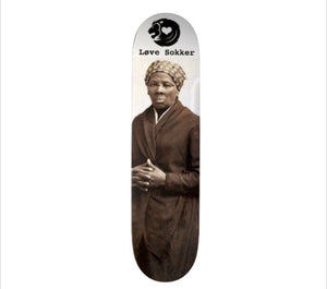 Harriet Tubman Skateboard
