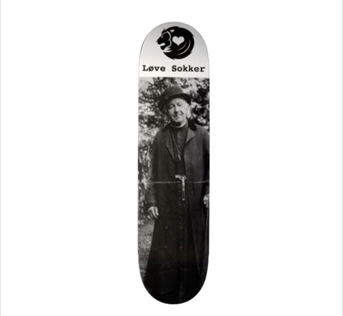 Father Albert Lacombe Skateboard